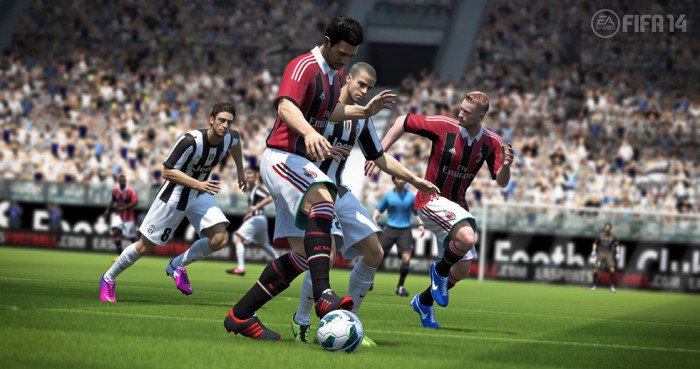 detail FIFA 14 CZ - PS3