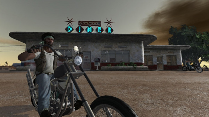 detail RIDE TO HELL: RETRIBUTION - PS3