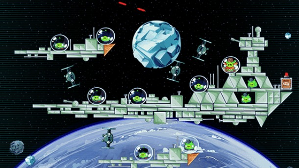 detail ANGRY BIRDS: STAR WARS - PS3 MOVE