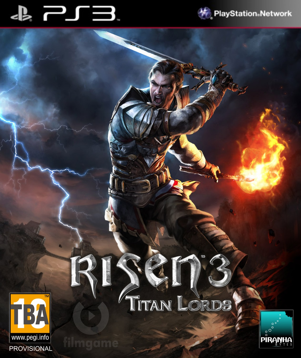 náhled RISEN 3: TITAN LORDS - First Edition - PS3