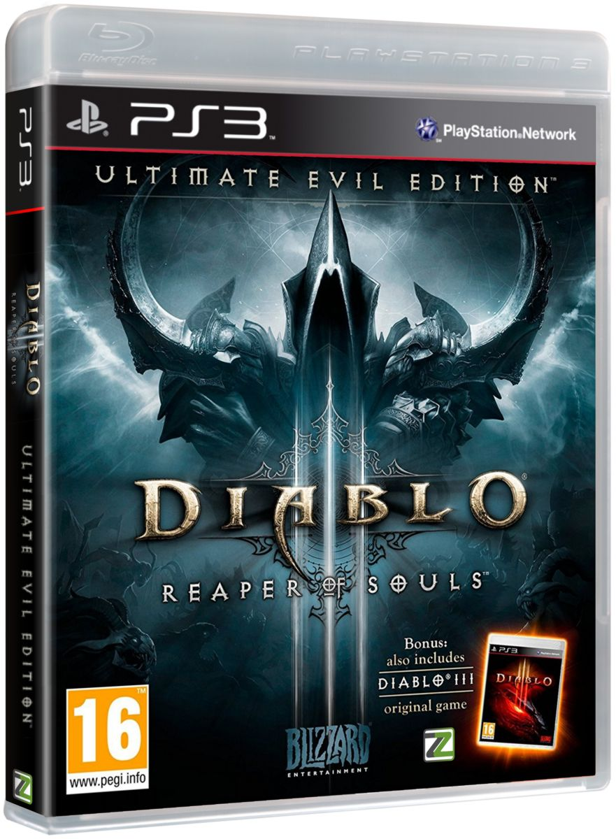 náhled DIABLO III - ULTIMATE EVIL EDITION - PS3