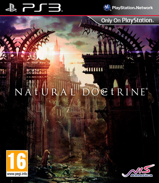 detail NAtURAL DOCtRINE - PS3