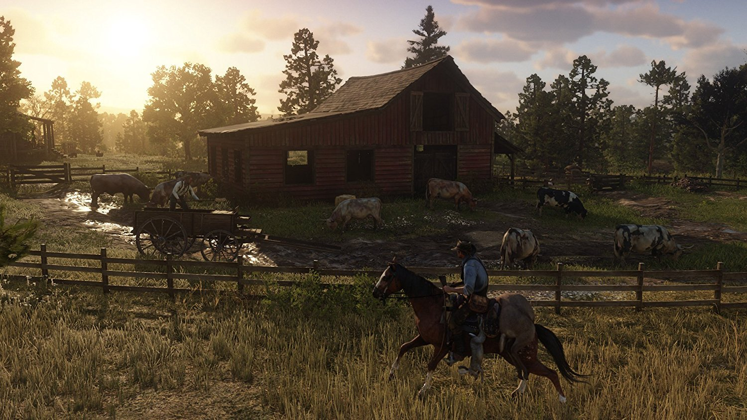 náhled RED DEAD REDEMPTION 2 - PS4