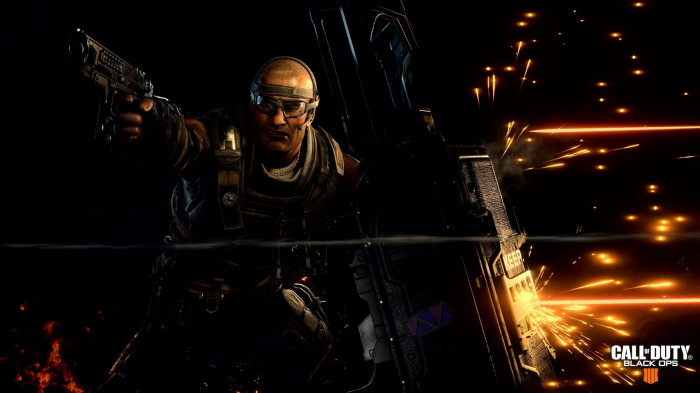detail Call of Duty: Black Ops 4 - PS4