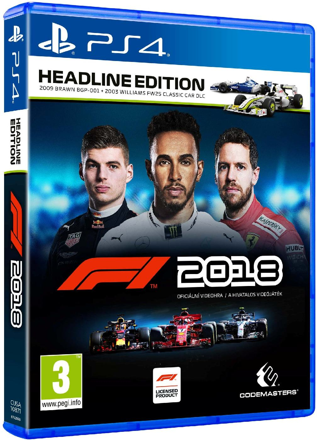náhled F1 2018 - Headline Edition - PS4