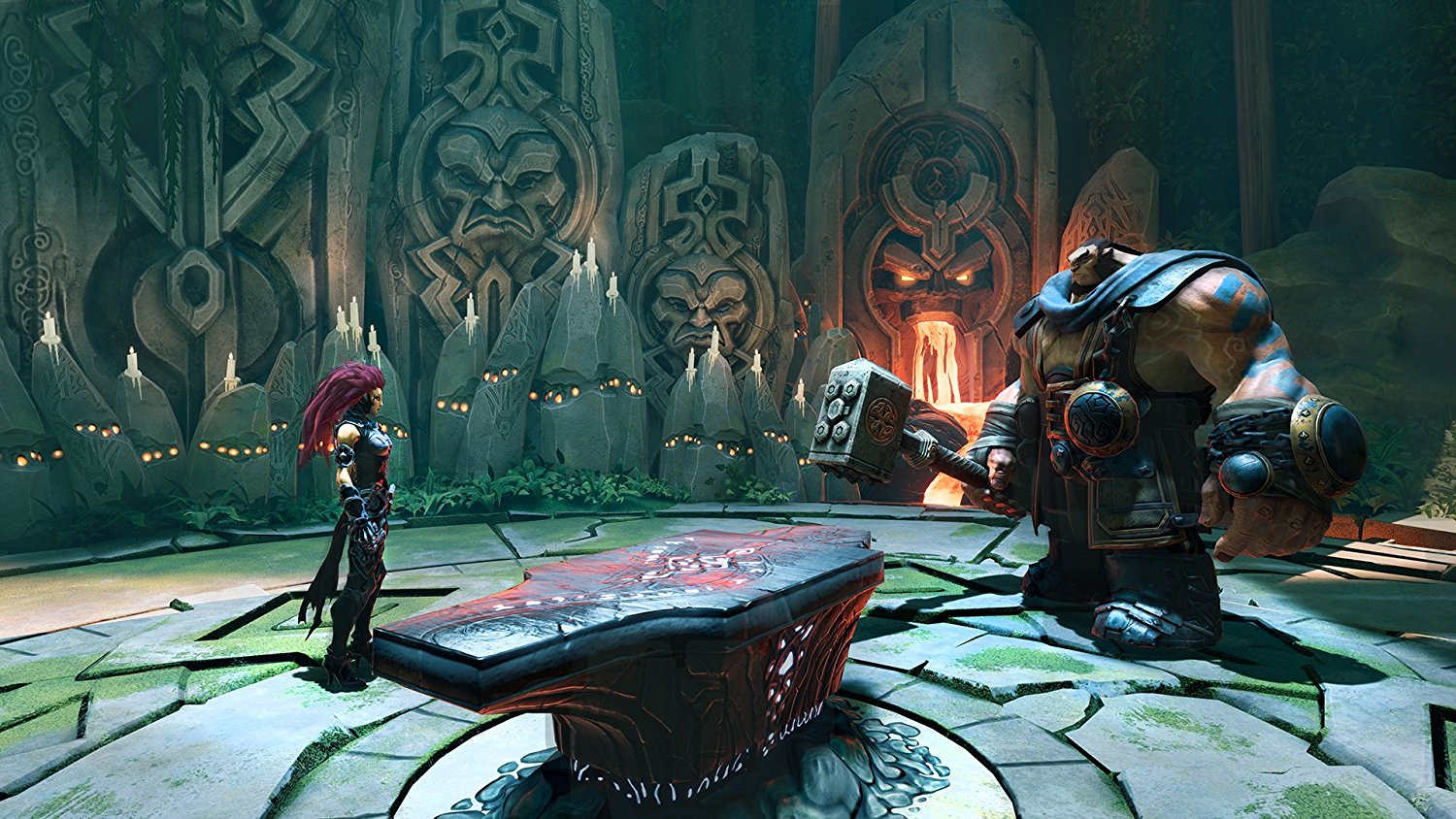 SONY PlayStation 4 - Darksiders III