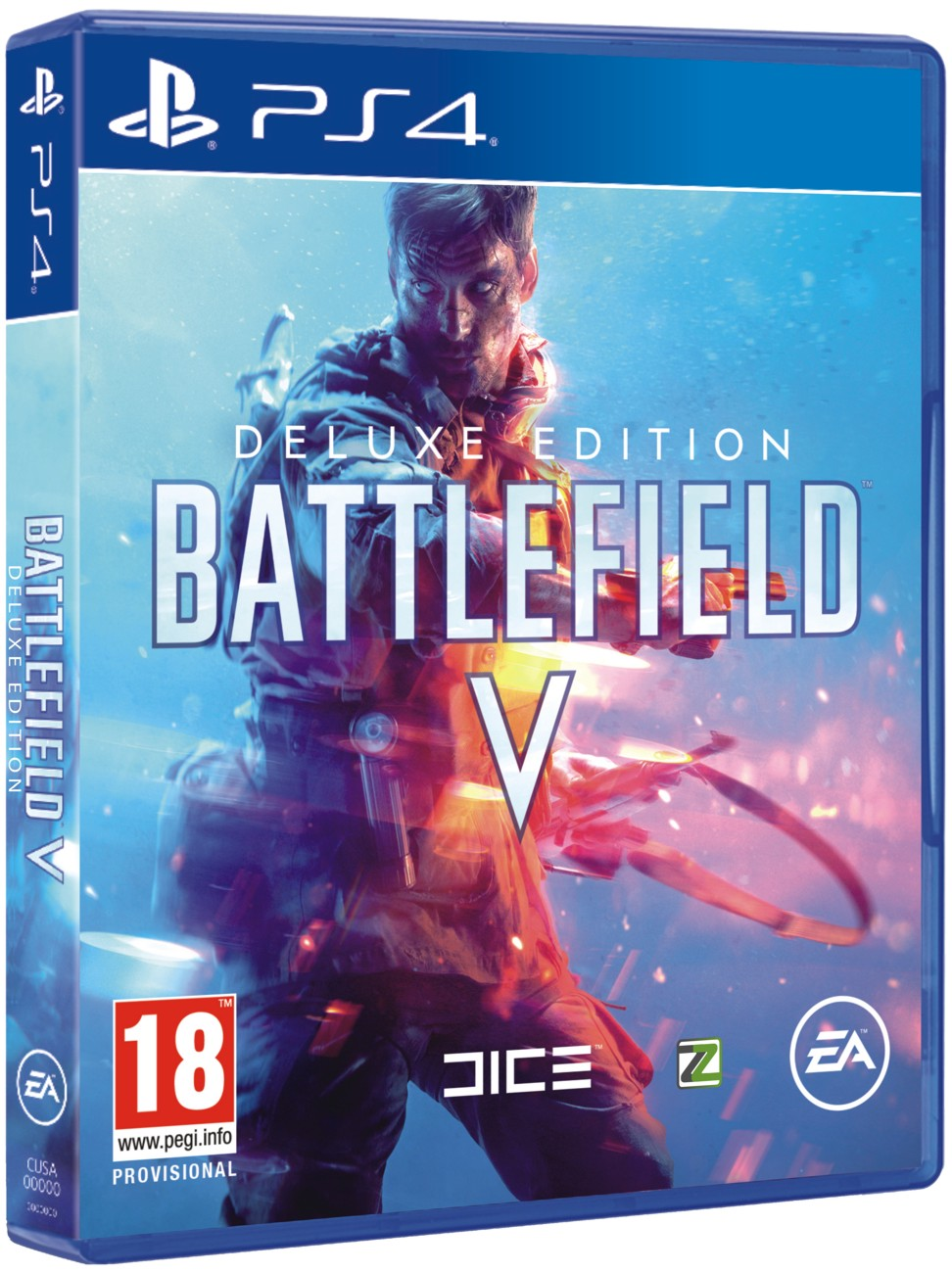 detail Battlefield V Deluxe Edition - PS4