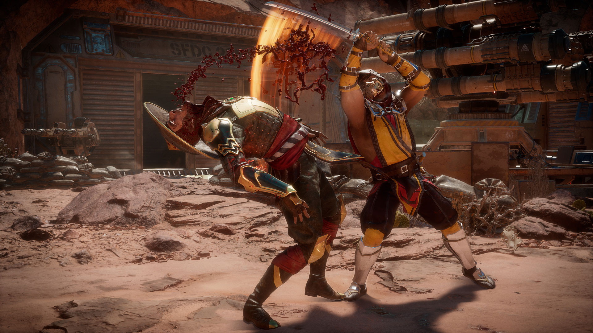 SONY PlayStation 4 - Mortal Kombat 11