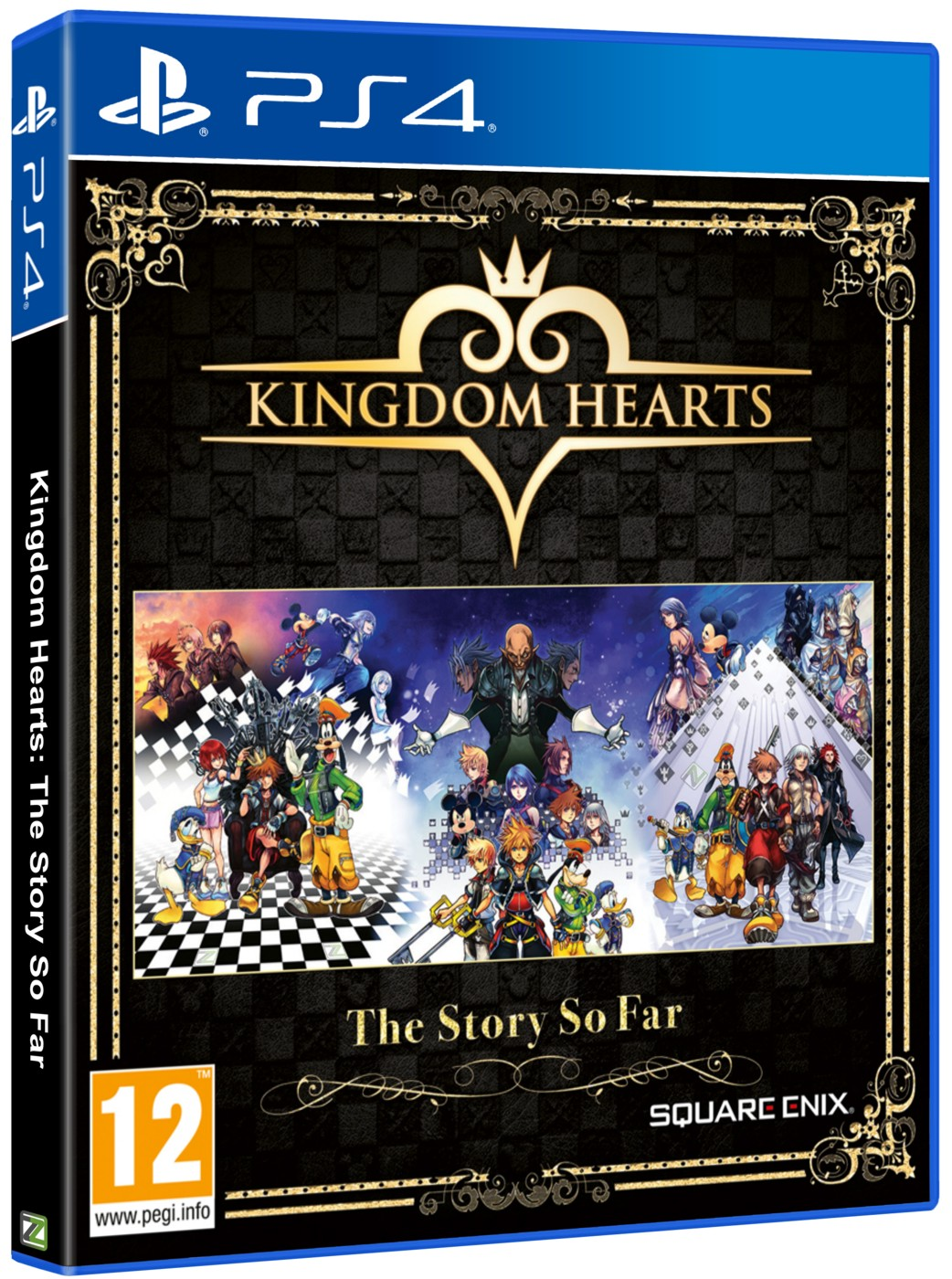 náhled Kingdom Hearts: The Story So Far - PS4