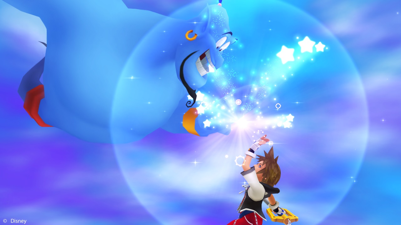 detail Kingdom Hearts: The Story So Far - PS4