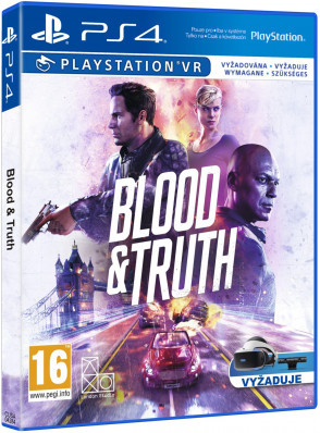 Blood and Truth - PS4 VR