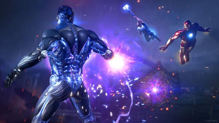 SONY PlayStation 4 - Marvel´s Avengers