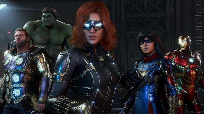Marvel´s Avengers pro PS4