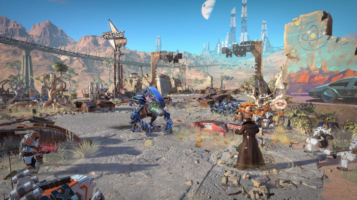 Age of Wonders: Planetfall pro PS4