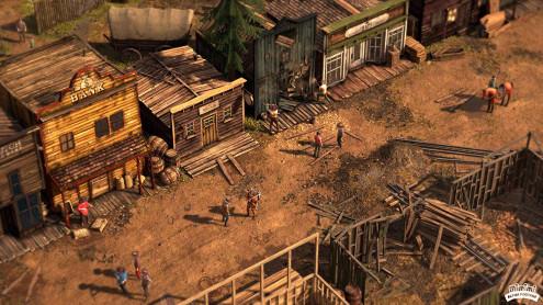 SONY PlayStation 4 - Desperados 3