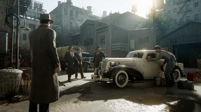 Mafia I Definitive Edition pro PS4