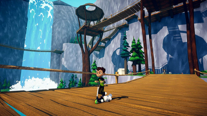 SONY PlayStation 4 - Ben 10: Power trip!