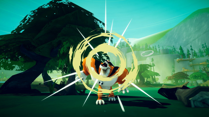 Ben 10: Power trip! pro PS4
