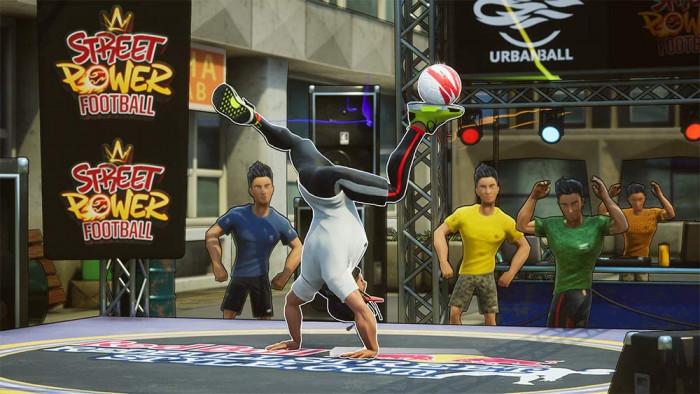 Street Power Football pro PS4