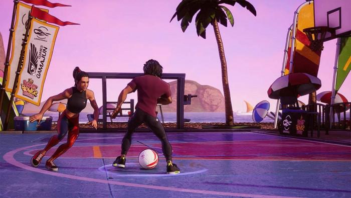 SONY PlayStation 4 - Street Power Football