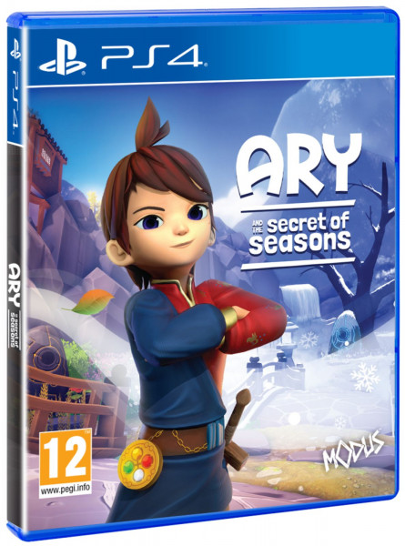 detail Ary and the Secret of Seasons - PS4
