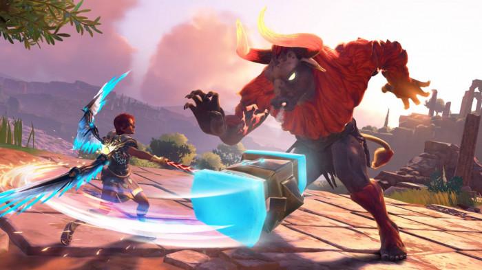 Immortals Fenyx Rising pro PS4