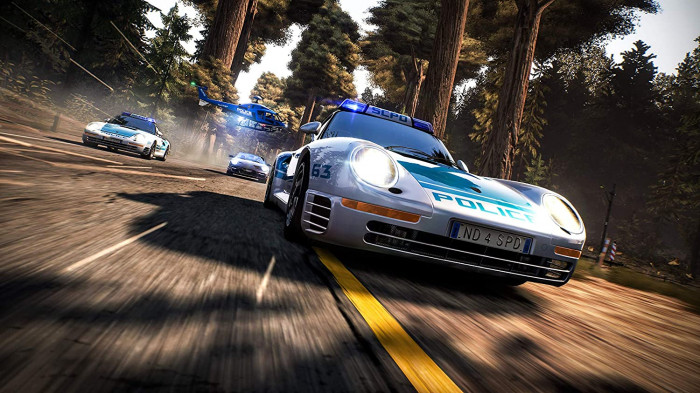 Need For Speed: Hot Pursuit Remastered pro PS4