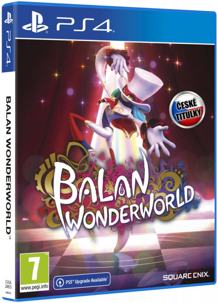 detail Balan Wonderworld - PS4
