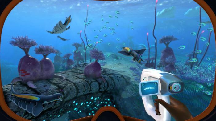 Subnautica Below Zero pro PS4