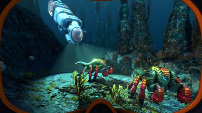 SONY PlayStation 4 - Subnautica Below Zero