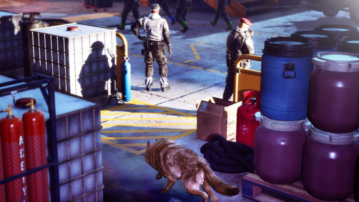 SONY PlayStation 4 - Werewolf The Apocalypse - Earthblood