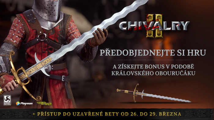 SONY PlayStation 4 - Chivalry 2