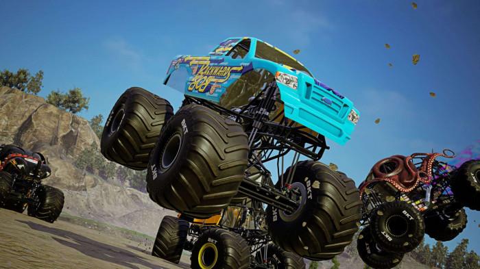 SONY PlayStation 4 - Monster Jam: Steel Titans 2