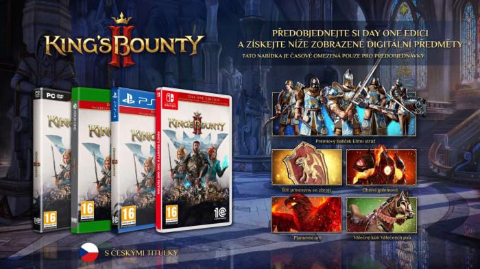 King's Bounty II pro Playstation 4