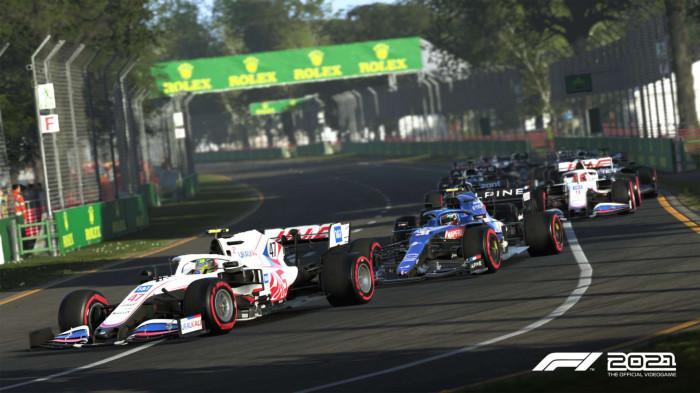 F1 2021 pro PS4