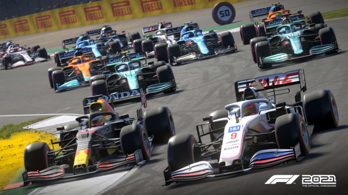 SONY PlayStation 4 - F1 2021