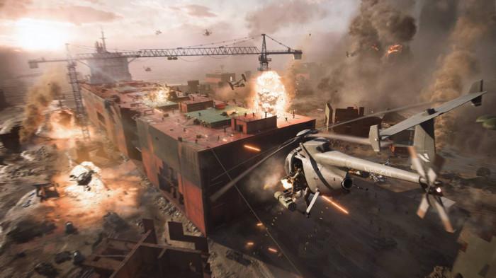 Battlefield 2042 pro PS4