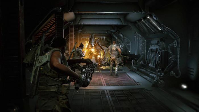 Aliens: Fireteam Elite pro PS4