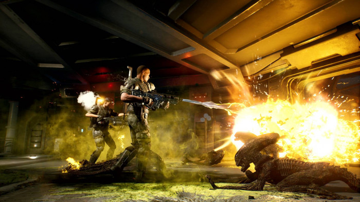 SONY PlayStation 4 - Aliens: Fireteam Elite