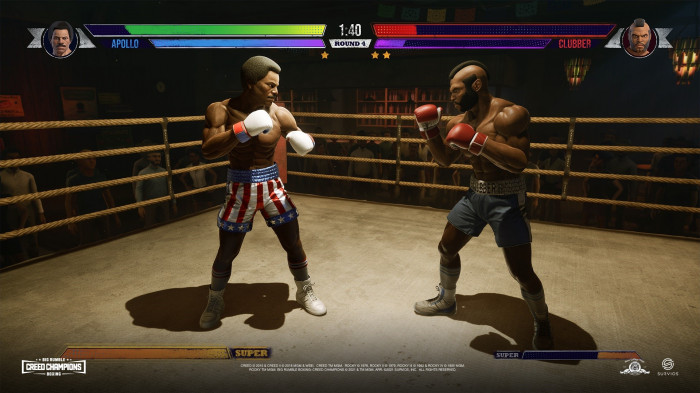 Big Rumble Boxing: Creed Champions Day One Edition pro PS4