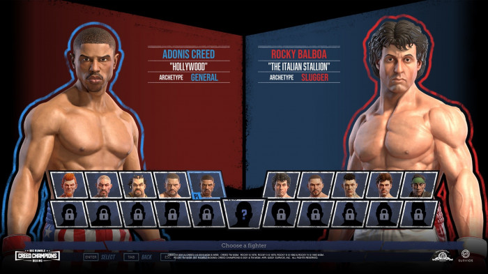SONY PlayStation 4 - Big Rumble Boxing: Creed Champions Day One Edition