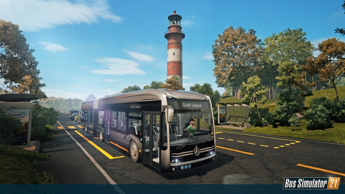 SONY PlayStation 4 - Bus Simulator 21