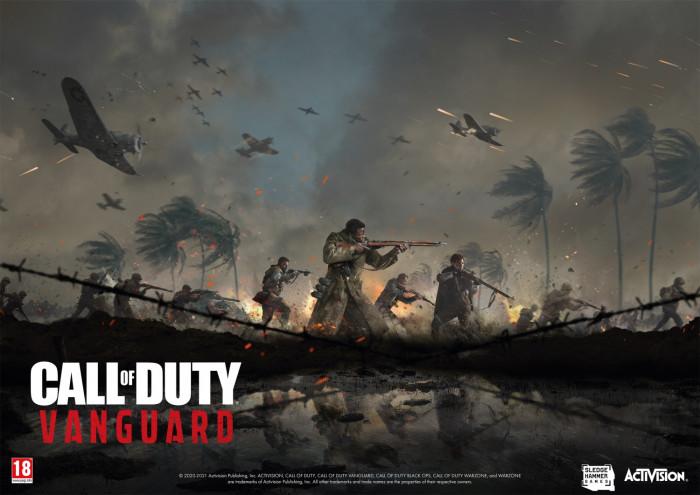 Call of Duty: Vanguard pro Playstation 4