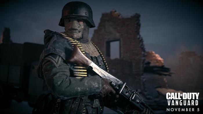 Call of Duty: Vanguard pro PS4