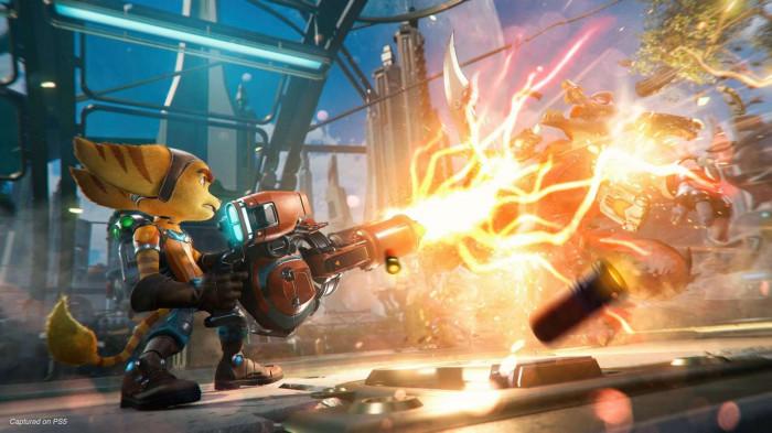 Ratchet & Clank: Rift Apart pro PS5