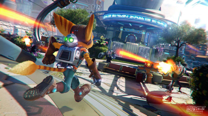 SONY PlayStation 5 - Ratchet & Clank: Rift Apart