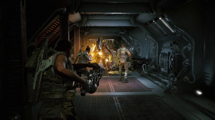 Aliens: Fireteam Elite pro PS5