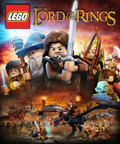 náhled LEGO LORD OF THE RINGS - PSVITA