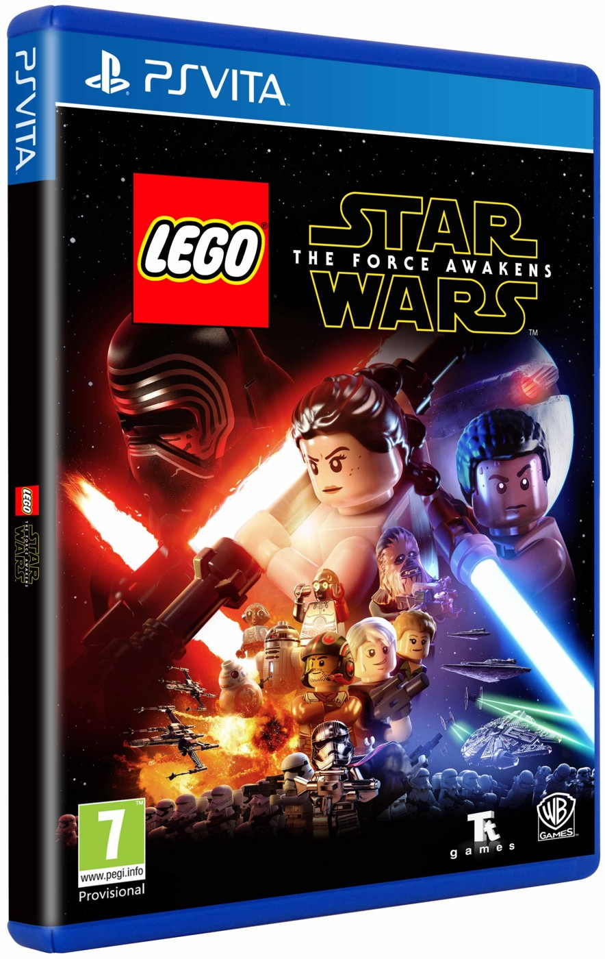 detail LEGO STAR WARS: THE FORCE AWAKENS - PS Vita