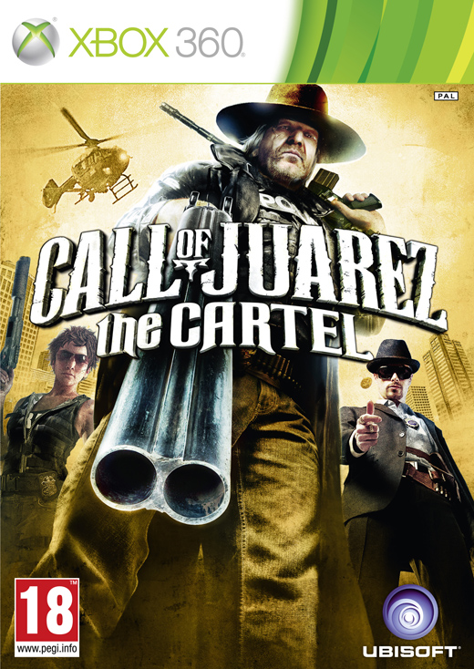 náhled CALL OF JUAREZ 3: THE CARTEL - X360